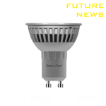 LED CREE GU10 230V 8 W REGULAVEL