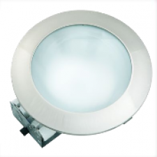 DOWNLIGHT REDONDO E27 DIAMETRO 230X130